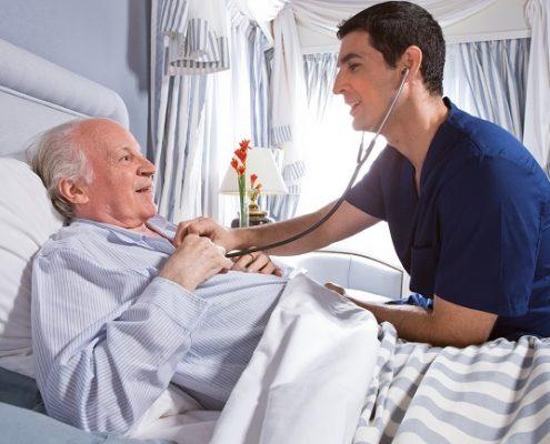 Hospice at Home vs Facility