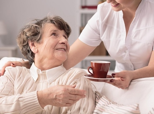 in home nurse care for dementia