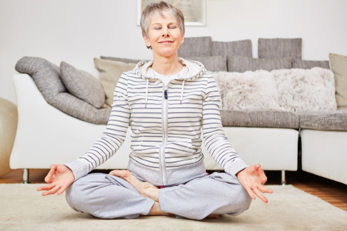 Yoga For Seniors – Staying In Shape At Home
