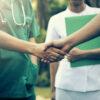 best detox nurse shaking hands