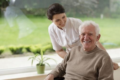 senior home care in Pasadena