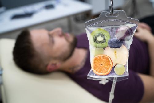 Coordinating IV Vitamin Therapy at Home